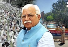 Haryana to seal its border with Punjab to avoid movement of farmers