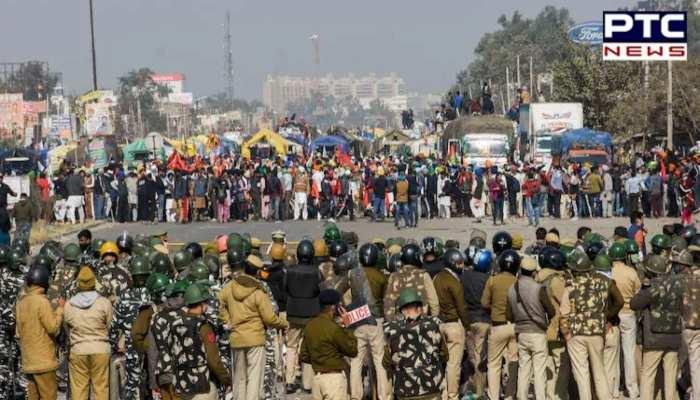 Farmer Protest News