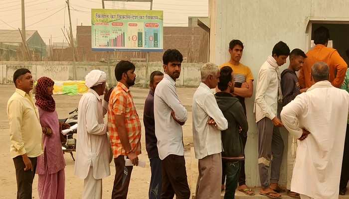 Crop Purchasing Haryana