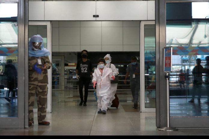 security at delhi airport