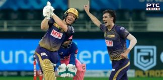 Morgan, Cummins deliver much-needed performance to led KKR to victory