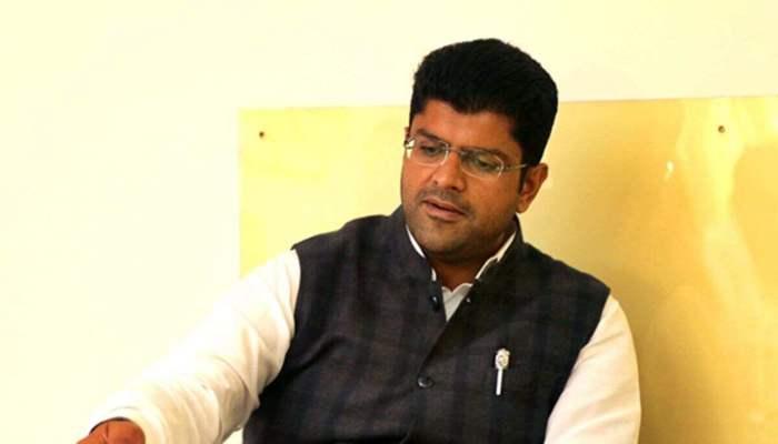 Deputy CM Dushyant Chautala