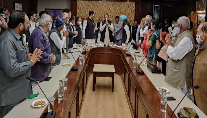 JJP national executive Meeting
