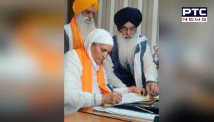 Bibi Jagir Kaur new president of the Shiromani Gurdwara Parbandhak Committee