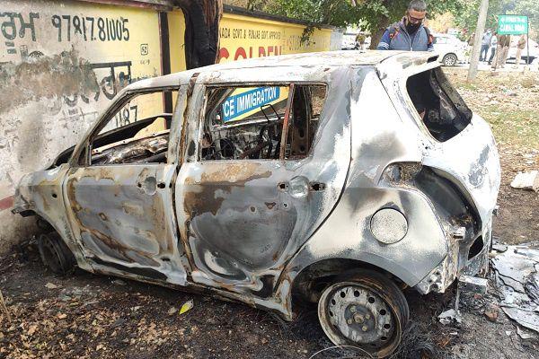 4 members of the same family murder in Ludhiana