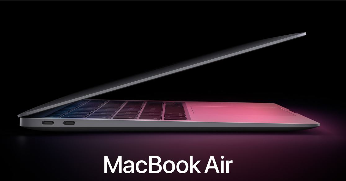 Apple One More Thing Event 2020 Highlights: Apple discloses New MacBook Pro, MacBook Air, Mac Mini with 5nm-based M1 chip.