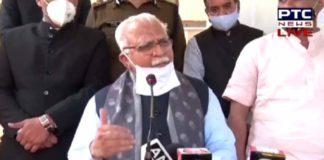 Manohar Lal Khattar on Farmer Protest