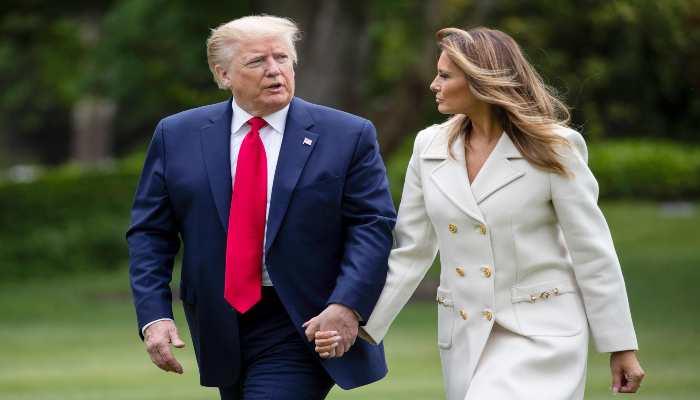 Melania Trump Divorce News