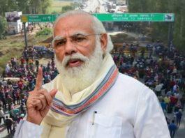 Dilli Chalo: Farm bodies seek PM intervention for safe passage to Delhi