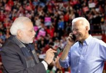 PM Modi speaks to Joe Biden, congratulates him on victory in US elections 2020