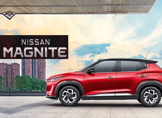 New Nissan Magnite