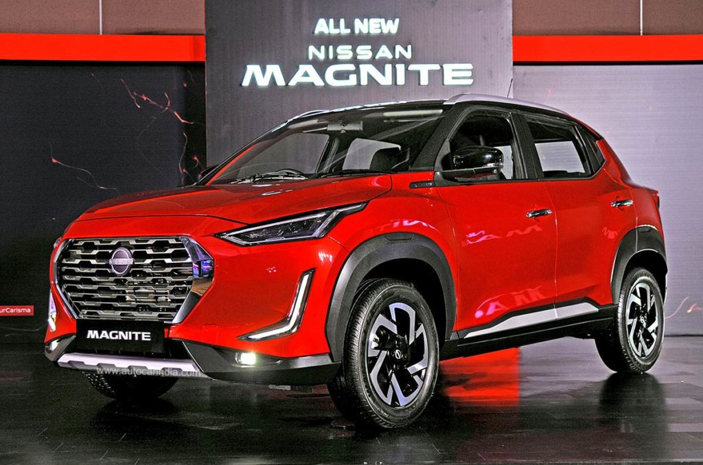 launch of Nissan Magnite