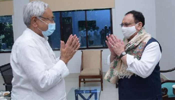 NDA meeting at Patna