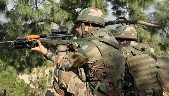 Pakistan Firing in LoC