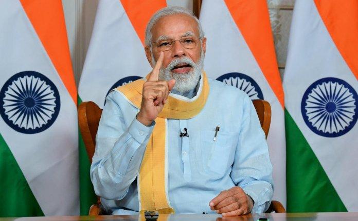 PM Modi Diwali