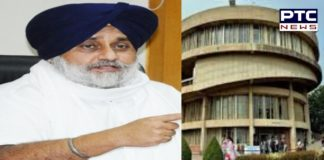 Sukhbir Singh Badal requests Vice President to direct PU to hold Senate elections immediately