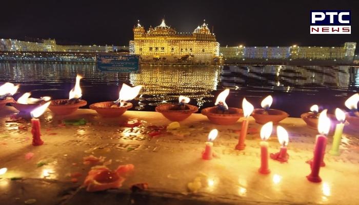 Parkash Gurpurab of Guru Ram Dass Ji at Sri Harimandir Sahib Amritsar