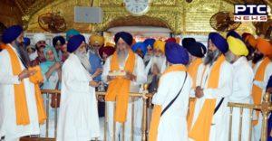Parkash Gurpurab of Sri Guru Ram Dass Ji Celebrated at Sri Harimandir Sahib Amritsar