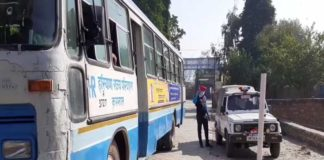 Passenger Died in Bus