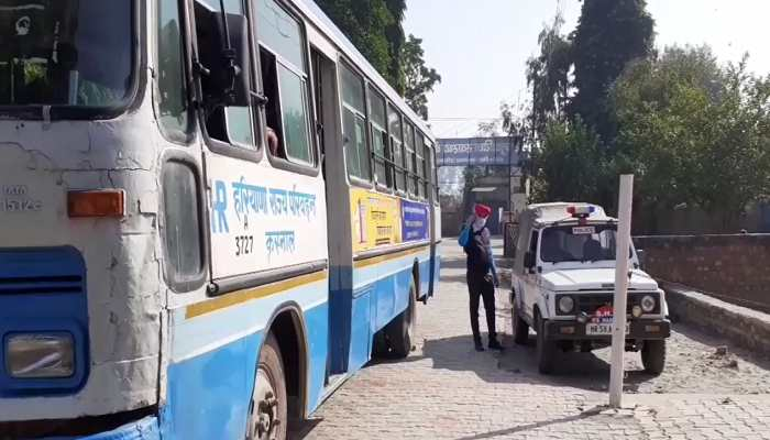 Passenger Died in Bus