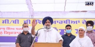 SAD committed to provide free education facility to SC & BC students: Sukhbir Badal