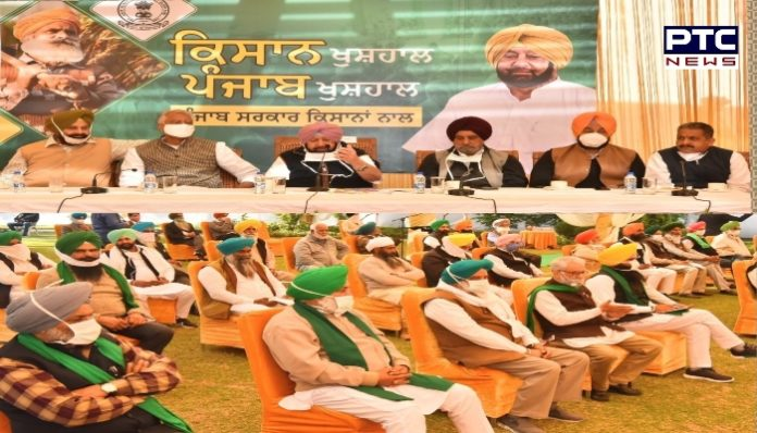 Farmers organizations announcement end Punjab Rail Roko Andolan on Monday