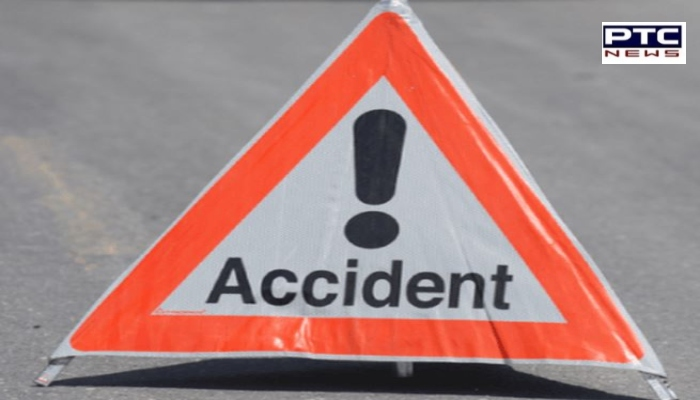 7 Killed, 5 Injured As Jeep Collides With Truck In Satna-Nagod road ,Madhya Pradesh