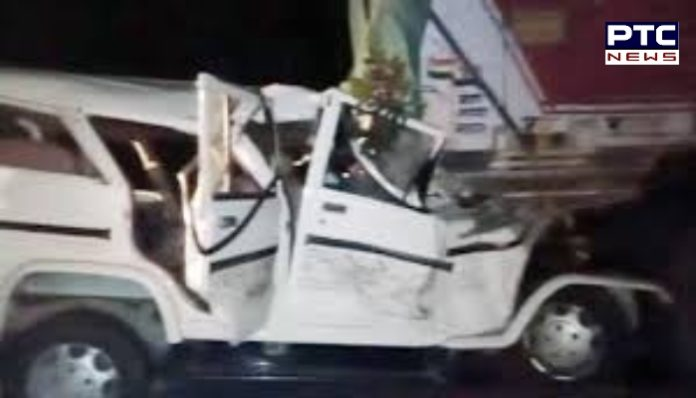 Road Accident : 6 children among 14 killed in road accident in Uttar Pradesh's Pratapgarh