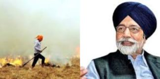 SAD asks Cong govt to pay compensation of Rs 2,500 per acre to marginal farmers for not burning their paddy stubble