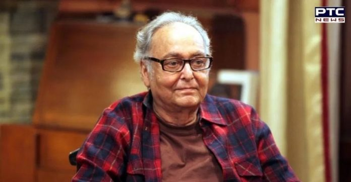 Iconic actor Soumitra Chatterjee passes away at age of 85