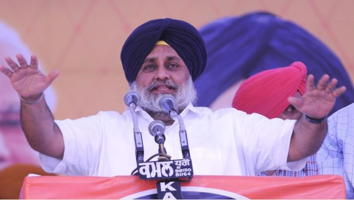 Haryana Borders Seal ahead of Dilli Chalo Agitation: Shiromani Akali Dal Prez Sukhbir Singh Badal condemned the denial of democratic rights.