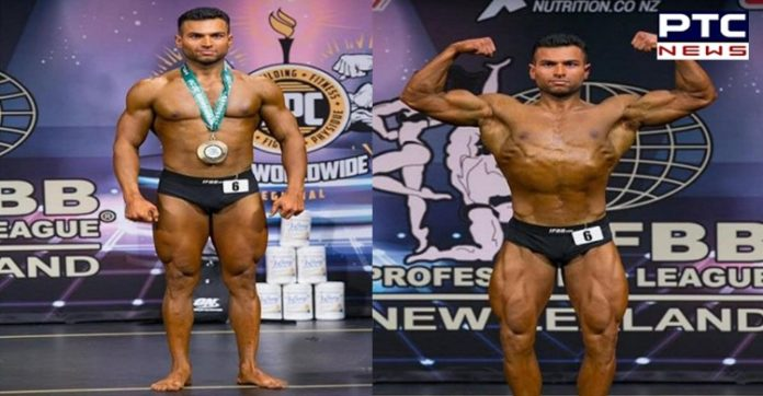 Tanda's young man achieves great success in bodybuilding in New Zealand