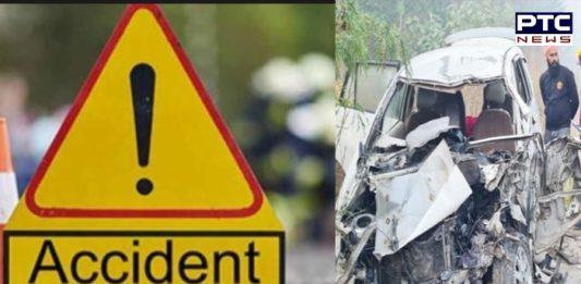 Samrala: Two killed, five injured in Tipper-Innova car collision