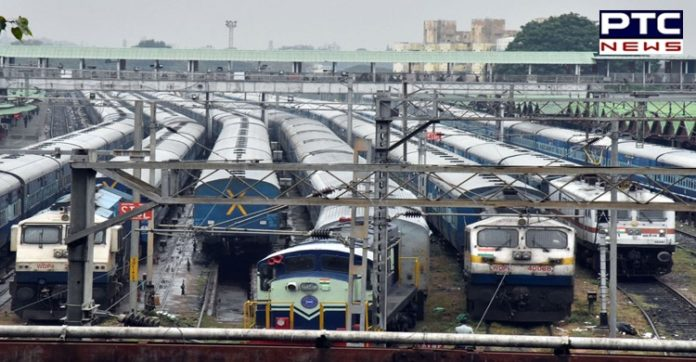Following decision of Kisan Unions over rail blockade in Punjab, Ministry of Railways announced steps to be taken on train services in Punjab with passenger train.