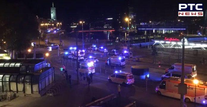 Austria: Five killed in Vienna