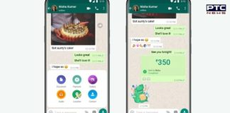 WhatsApp rolls out payment service in India