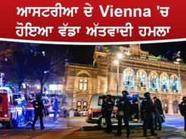 Vienna terror attacks