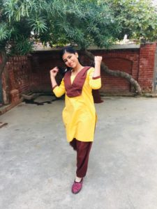 Garima Shevi Interview: Garima, Preeti from Chhalaang, in interview shared her unplanned journey as she worked with Rajkummar Rao.