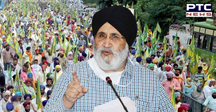 SAD asks Haryana govt not to use repressive tactics against farmers