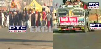 Dilli Chalo: Punjab farmers reach Singhu border in Delhi; entry denied
