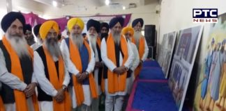 Bhai Gobind Singh Longowal honored the painters