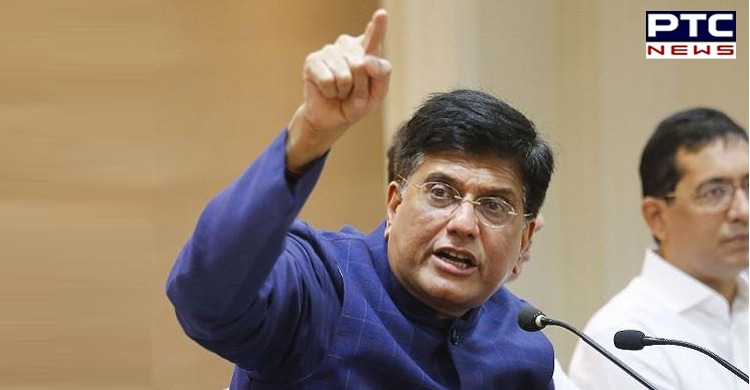Piyush Goyal urged Punjab government to ensure full safety of the railway's system to allow the movement of train services in Punjab.