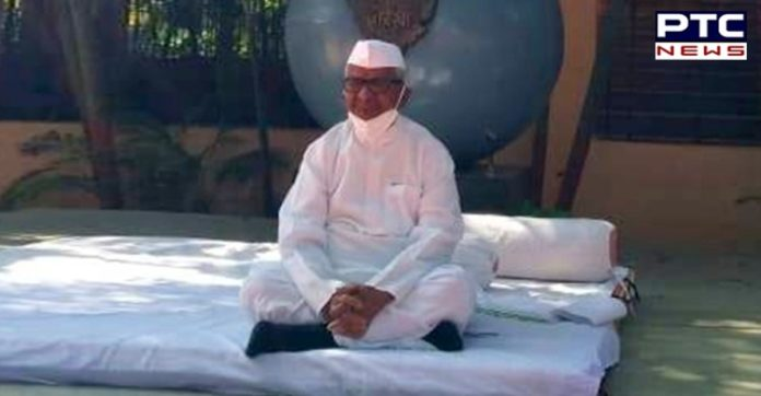 Farmers Protest: Anna Hazare goes on hunger strike to support farmers