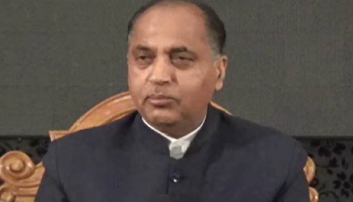 CM Jairam Thakur