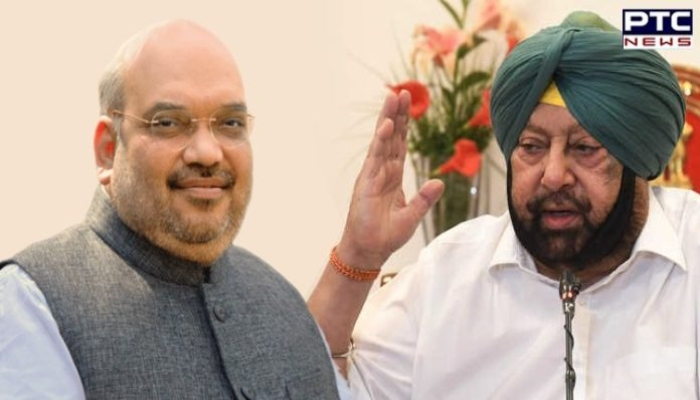 Captain Amarinder Singh and Amit Shah Meeting amid Farmers protest: Captain urged Centre to rethink its stand on the farm laws 2020.
