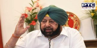 Punjab CM Captain Amarinder Singh greeted people on New Year 2021, and hopes peaceful resolution for protesting farmers in India.