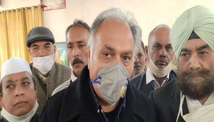Kuldeep Sharma on Farmer Protest