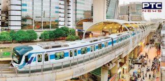 Prime Minister Modi Flags Off India's First Driver-less Metro Train in Delhi