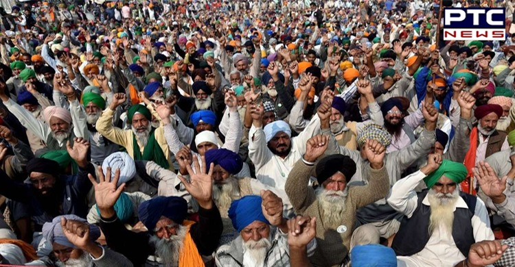 Farmers Protest against Farm Laws 2020, Block Toll Plaza at Panipat and Karnal: Farmers overpowered staff at Chandigarh-Delhi Highway toll.