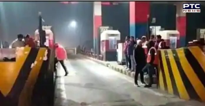 Farmers overpower staff at toll plazas on Chandigarh-Delhi highway